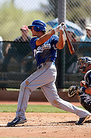 Preston Mattingly - Los Angeles Dodgers - 2009 spring training.Photo by:  Bill Mitchell/Four Seam Images