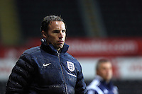 Pictured: England manager Gareth Southgate. Monday 19 May 2014<br />