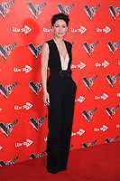 Emma Willis<br /> at the photocall for The Voice UK 2018 launch at Ham Yard Hotel, London<br /> <br /> <br /> ©Ash Knotek  D3366  03/01/2018