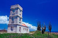 Lighthouse, Netherland Antilles, Caribbean, Atlantic, Bonaire, Bonaire, Washington Slagbaai National Park
