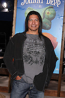 LOS ANGELES - FEB 14:  Gil Birmingham arrives at the Rango Premiere at Village Theater on February 14, 2011 in Westwood, CA