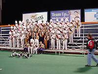 STHS Marching Band 2004-2005