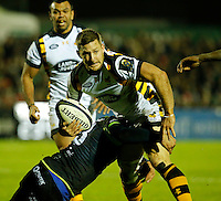 Photo: Richard Lane/Richard Lane Photography. Connacht v Wasps.  European Rugby Champions Cup. 17/12/2016. Wasps' Jimmy Gopperth.