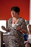 Women in Trains conference speaker Rachel Turner