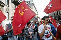 - demonstration for the 1th May 1994, workers fest....- manifestazione per il 1° maggio 1994, festa dei lavoratori