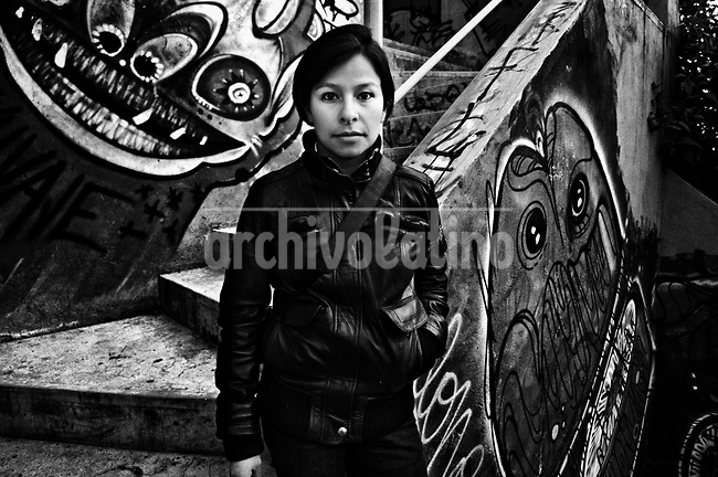 China Martinez.They are all between their  20's and 30's. They like to call themselves Kamikazes, and they are the new generation of street photo journalists of Bolivia. In a country where photographers are extremely poorly paid, no one can image that this army of young guys and girls are always ready to risk their lives running behind they care most: a good picture telling a news.<br /> Thought the new eyes of this young generation, our photographer and friend in La Paz, French born Cristian Lombardi shows the impacting reality of this South American mostly indigenous nation. In a patient work, Lombardi edited thousands of frames to show as a glimpse of what these new young eyes are watching.