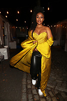 NEW YORK, NY - SEPTEMBER 26, 2021 Nomzamo Mbatha backstage during Global Citizen Live, in Central Park on September 26, 2021 in New York City. Photo Credit: Walik Goshorn/Mediapunch