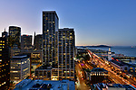 Drone Aerials, Skylift Mall Aerials and San Francisco Rooftop Architectural Images.