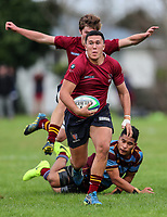 180505 Auckland 1A College Rugby - De La Salle College v Kings College