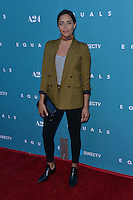 DJ Lola Langusta @ the premiere of 'Equals' held @ the Arclight theatre. July 7, 2016
