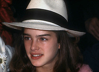 Brooke Shields8918.JPG<br /> 1978 FILE PHOTO<br /> New York, NY<br /> Brooke Shields at Studio 54<br /> Photo by Adam Scull-PHOTOlink.net<br /> ONE TIME REPRODUCTION RIGHTS ONLY<br /> 917-754-8588 - eMail: adam@photolink.net<br /> Facebook: https://www.facebook.com/adam.scull.94