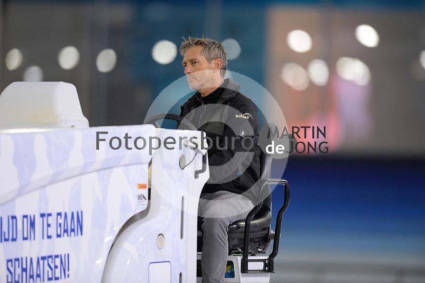 SCHAATSEN: HEERENVEEN, 08-10-2020, IJsstadion Thialf, IJsmeester Beert Boomsma, ©foto Martin de Jong