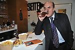 PIERLUIGI BERSANE AL CAFFE FANDANGO  ROMA 2015