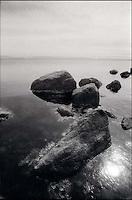 Rocky coastline<br />