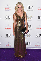 LONDON, UK. June 13, 2019: Nell McAndrew arriving for Caudwell Butterfly Ball 2019 at the Grosvenor House Hotel, London.<br /> Picture: Steve Vas/Featureflash
