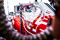 Alfa Romeo Racing ORLEN C41, mechanical detail during the Formula 1 Heineken Grande Prémio de Portugal 2021 from April 30 to May 2, 2021 on the Algarve International Circuit, in Portimao, Portugal <br /> FORMULA 1 : Grand Prix Portugal - Essais - Portimao - 01/05/2021 <br /> Photo DPPI/Panoramic/Insidefoto <br /> ITALY ONLY