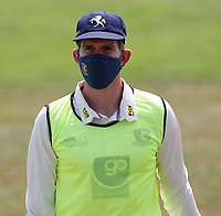 Fred Klaassen of Kent during Kent CCC vs Sussex CCC, Bob Willis Trophy Cricket at The Spitfire Ground on 8th August 2020