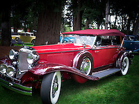 1931 Chrysler Imperial Dual Cowl Phaeton. Oregon