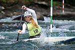 NZ Secondary School Slalom 2012, 3 April 2012, Murchison, New Zealand<br /> Photo: Barry Whitnall/www.shuttersport.co.nz