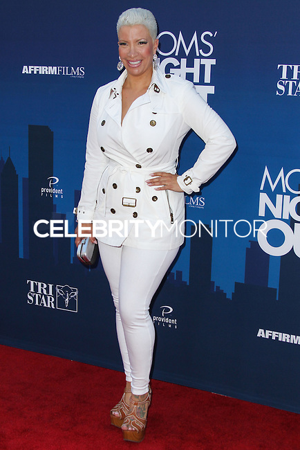 """HOLLYWOOD, LOS ANGELES, CA, USA - APRIL 29: Rebecca Crews at the Los Angeles Premiere Of TriStar Pictures' """"Mom's Night Out"""" held at the TCL Chinese Theatre IMAX on April 29, 2014 in Hollywood, Los Angeles, California, United States. (Photo by Xavier Collin/Celebrity Monitor)"""