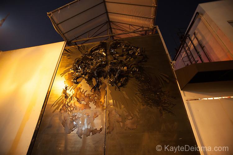 Roxbury nightclub in Hollywood, Los Angeles, CA