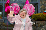 Denise Ridout Killarney celebrated her 60th birthday on Monday with her friends in Kerry Parents and Friends