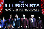 """""""The Illusionists - Magic of the Holidays"""" - Press Preview"""