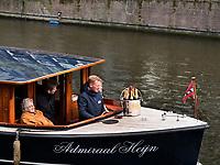 Gracht Kloveniersburgwal, Amsterdam, Amsterdam, Provinz Nordholland, Niederlande<br /> Gracht Kloveniersburgwal, Amsterdam, Province North Holland, Netherlands