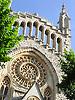 Parish church Sant Bartholomew<br /> <br /> Parroquia Sant Bartomeu<br /> <br /> Pfarrkirche Sant Bartomeu<br /> <br /> 2272 x 1704 px