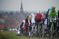 Gent-Wevelgem 2013.Edvald Boasson Hagen (NOR) in the pack.