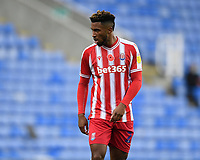 Tyrese Campbell of Stoke City scored the first goal during Reading vs Stoke City, Sky Bet EFL Championship Football at the Madejski Stadium on 7th November 2020