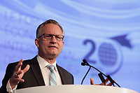 Ed Fast,<br /> Minister of International Trade, Canada<br /> attend the International Economic Forum of the Americas 20th Edition, from June 9-12, 2014 <br /> <br />  Photo : Agence Quebec Presse - Pierre Roussel