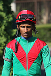 06 19 2010: Lady Shakespeare and John Velazquez win the 67th running of the Grade II New York Stakes, at 1 1/4 mile on the inner turf, for F&M, 3-year old & up, Belmont Park. Trainer Thomas Albertrani.  Owner Charles E. Fipke