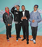 Nick Cannon and The Rangers at The 2011 TeenNick Halo Awards held at The Hollywood Palladium in Hollywood, California on October 26,2011                                                                               © 2011 Hollywood Press Agency