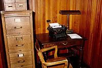 , Mackenzie King cabin in Gatineau.