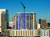 Charlotte North Carolina high-rise construction photography on the rapidly expanding Charlotte Skyline in downtown center city. Construction scenes in the Charlotte, North Carolina market. Expanding Charlotte skyline.<br /> <br /> Charlotte Photographer - PatrickSchneiderPhoto.com<br /> <br /> <br /> Charlotte Photographer - PatrickSchneiderPhoto.com<br /> <br /> Charlotte Photographer - PatrickSchneiderPhoto.com