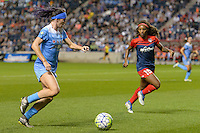 Chicago, IL - Saturday Sept. 24, 2016: Arin Gilliland during a regular season National Women's Soccer League (NWSL) match between the Chicago Red Stars and the Washington Spirit at Toyota Park.