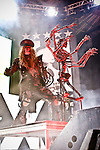 Rob Zombie Mayhem 7-27-10