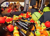 11-02-13, Tennis, Rotterdam, ABNAMROWTT, Tennis Plaza