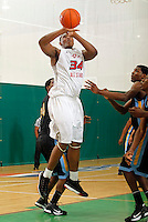 April 10, 2011 - Hampton, VA. USA;  Aaron Scales. participates in the 2011 Elite Youth Basketball League at the Boo Williams Sports Complex. Photo/Andrew Shurtleff