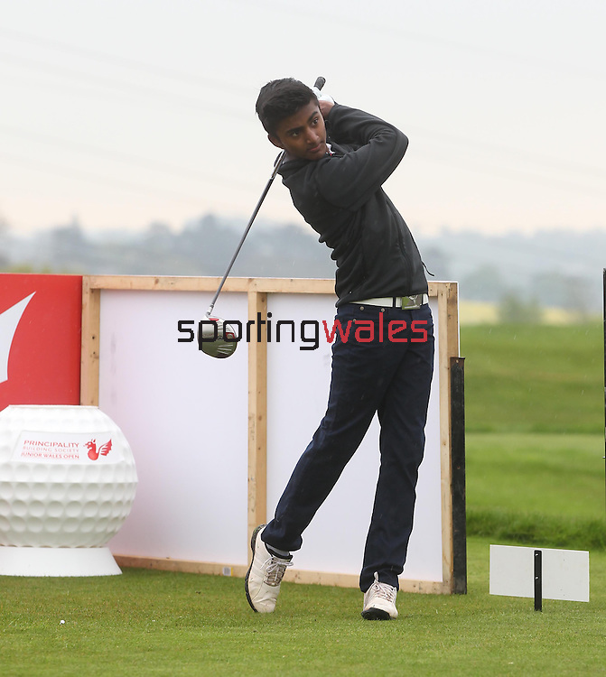 Principality Junior Wales Open Qualifier.<br /> Celtic Manor<br /> <br /> 23.04.14<br /> <br /> ©Steve Pope-SPORTINGWALES