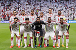 Team United Arab Emirates squad poses for photos prior to the AFC Asian Cup UAE 2019 Semi Finals match between Qatar (QAT) and United Arab Emirates (UAE) at Mohammed Bin Zaied Stadium  on 29 January 2019 in Abu Dhabi, United Arab Emirates. Photo by Marcio Rodrigo Machado / Power Sport Images