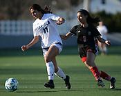 Har-Ber at Springdale girls soccer 3/26/2019