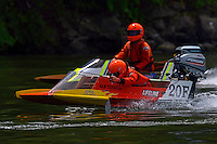 20-F and 23   (Outboard Hydroplane)