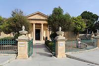 Römische Villa in Rabat, Malta, Europa