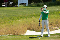 STANFORD, CA - APRIL 23: Ching-Tzu Chen at Stanford Golf Course on April 23, 2021 in Stanford, California.