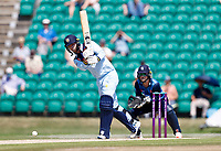Graham Clark bats for Durham during Kent Spitfires vs Durham, Royal London One-Day Cup Cricket at The Spitfire Ground on 22nd July 2021