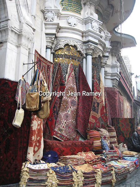 Grand Bazaar - Istanbul, Turkey