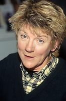Clemence Desrochers au Salon du Livre, Nov 1995<br /> <br /> PHOTO D'ARCHIVE : Agence Quebec Presse