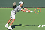 Diego Schwartzman (ARG) defeated Casper Ruud (NOR) 6-3, 6-3, at the BNP Paribas Open being played at Indian Wells Tennis Garden in Indian Wells, California on October 13,2021: ©Karla Kinne/Tennisclix/CSM